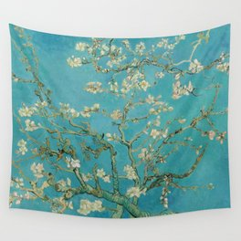 Almond Trees - Vincent Van Gogh Wall Tapestry