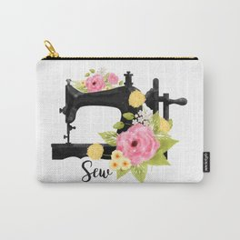Sew Carry-All Pouch