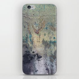 """""""Consistency"""" Close-Up iPhone Skin"""