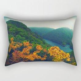 Freefallin Rectangular Pillow