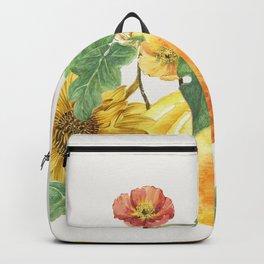 Morning Pumpkins Backpack