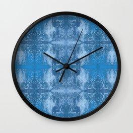 Burnt & Rusted Wall Clock