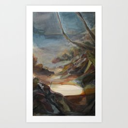 4 Art Print