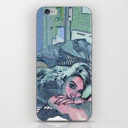 bella iPhone Skin