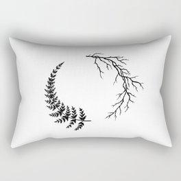 Cirle of Nature Rectangular Pillow