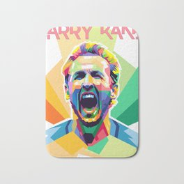 Harry Kane World Cup 2018 Edition Bath Mat