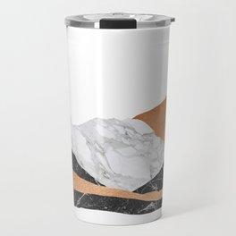 Marble Landscape I Travel Mug