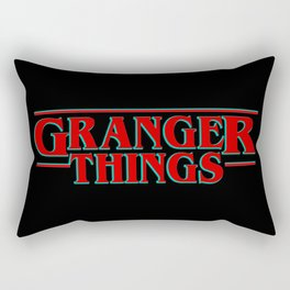Granger Things ! Rectangular Pillow
