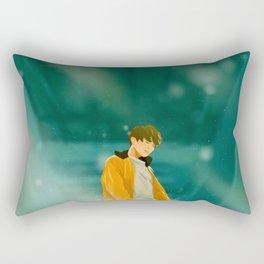 Euphoria Jungkook Rectangular Pillow