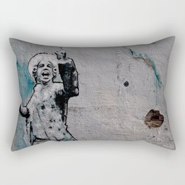 AMADEUS - urban ART Rectangular Pillow