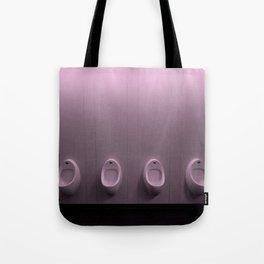 Urinal Tote Bag