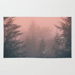 Pink Forest Rug