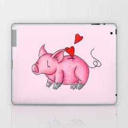 Slot for Hearts Laptop & iPad Skin
