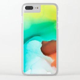 Colorlove Clear iPhone Case
