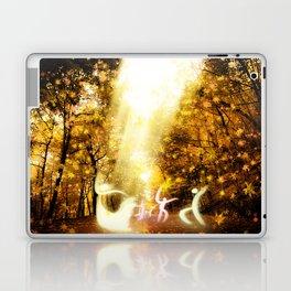 Dancing Fairies Laptop & iPad Skin