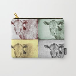 Here's Looking at Moo Carry-All Pouch