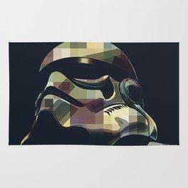 Star War   Storm Trooper Color Square * Movies Inspiration Rug
