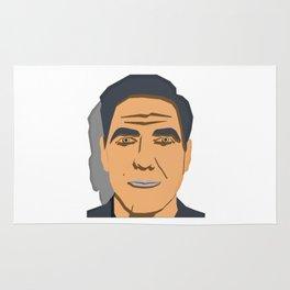George Clooney Rug