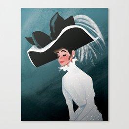 My Fairy Lady Canvas Print