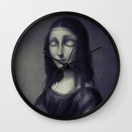 Gioconda Wall Clock