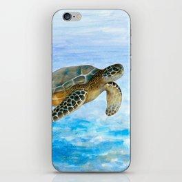 Turtle 1 iPhone Skin
