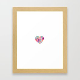 U R CUTE Framed Art Print