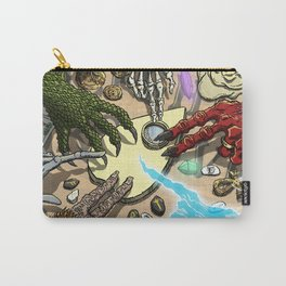 Ouija Monster! Carry-All Pouch