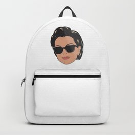 Kriss Face Backpack