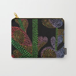 Glowing Tree Carry-All Pouch