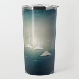 Communicate in Blue / Archipelago 27-01-17 Travel Mug