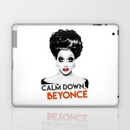 """Calm down Bey!"" Bianca Del Rio, RuPaul's Drag Race Queen Laptop & iPad Skin"