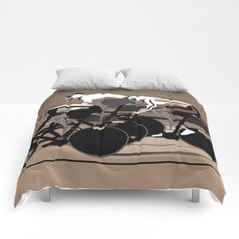 Velodrome Comforters