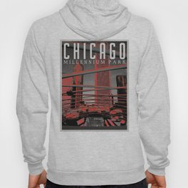 Chicago: Millennium Park Hoody
