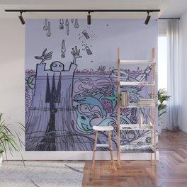 THE COAST OF OKLAHOMA Wall Mural