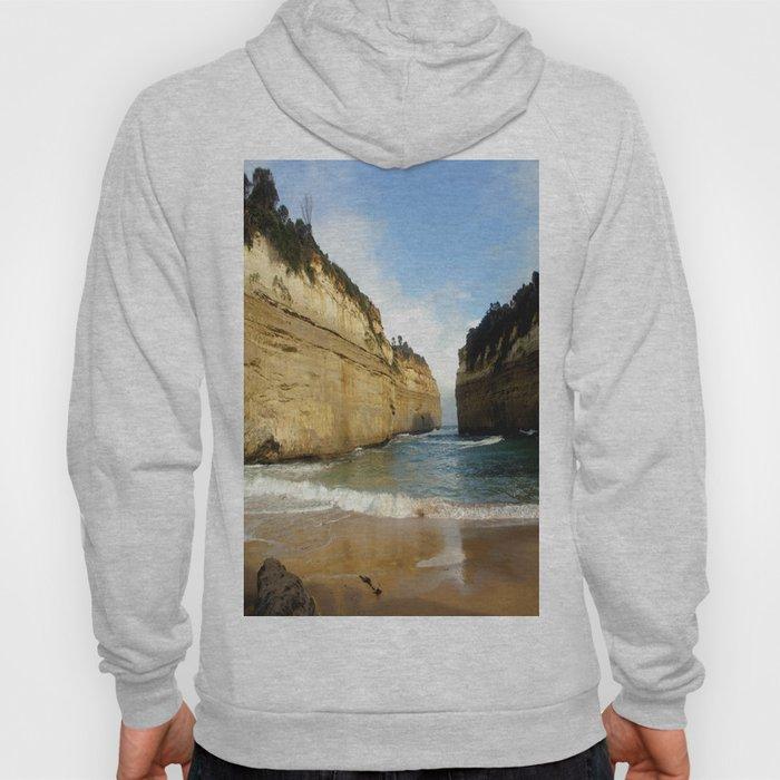Gigantic Cliffs of the Ocean Hoody