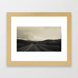 The Rover Framed Art Print