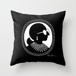 I Dissent Throw Pillow