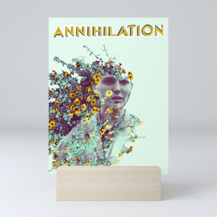 Are you Lena? Mini Art Print