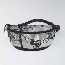 MTB Black Trees Fanny Pack