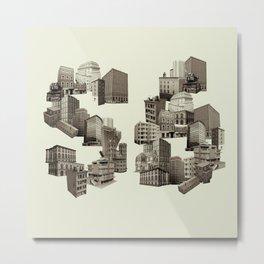 Artitecture  Metal Print