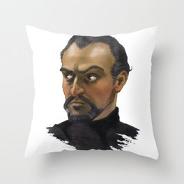Universally Known as the Master Throw Pillow