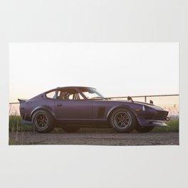 Sunset Datsun Rug