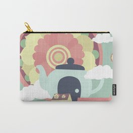Mandala Tea Carry-All Pouch