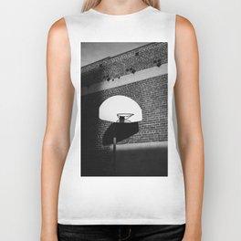 Los Angeles Basketball Biker Tank