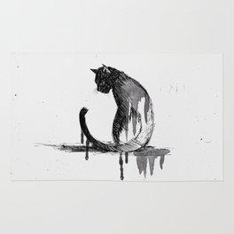 Here, Kitty Cat! Rug