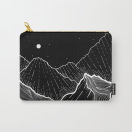 Sea mountains Carry-All Pouch