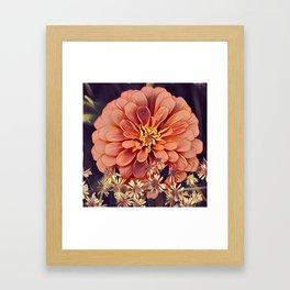 manipulated photos Framed Art Print