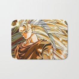 Goku SSj3 Bath Mat