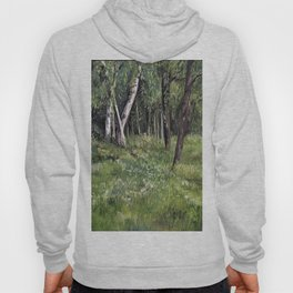 Woodland Forest Landscape Nature Art Hoody