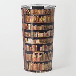 Books, books, books Travel Mug